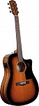 Fender Fender CD-60CE DREADNOUGHT BROWN