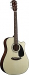 Fender Fender CD-60CE DREADNOUGHT NATURAL